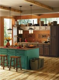 Orange And Brown Kitchen Decor Ideas About On Pinterest Burnt Best  Collection ...