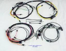 oliver parts for tractors we now offer a brand new wiring harness kit for oliver 88 diesel this is