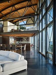 modern seattle panorama interior by lawrence architecture home office interior design ideas architecture home office modern design