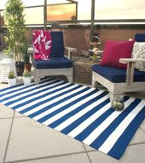 blue and white striped area rugs nice outdoor area rugs fab habitat striped blue white area
