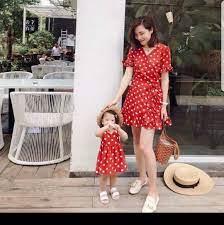 Váy đôi mẹ và bé ĐẸP - Home
