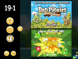 Angry Birds - Bad Piggies - level 19-1 - video Dailymotion