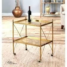 serving cart ikea kitchen serving carts uttermost gold serving cart kitchen serving carts
