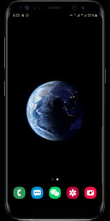 3D Rotating Earth Live Wallpaper for ...