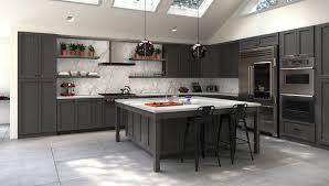 Midtown Grey Kitchen Cabinets Album