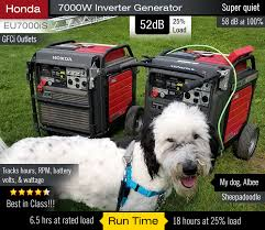In 2019 Whats The Quietest Generator You Can Buy