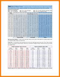Large Bmi Chart Bmi Large Body Frame Lajulak Org