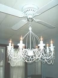 crystal chandelier ceiling fan light within c