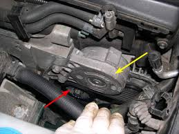 mk3 vr6 tensioner and serpentine belt eitel automotive performance the serpentine belt tensioner is indicted by the yellow arrow in the picture below the tensioner pulley which applies force to the serpentine belt is