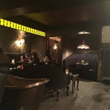 photo of bathtub gin new york ny united states seating area