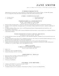 Resume Objective For Customer Service Representative Custom Resume Objective Statement For A Customer Service Job Objectives