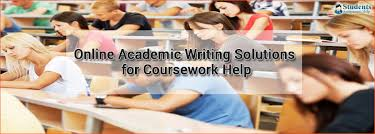 Online Academic Writing Solutions for Coursework Help   Why