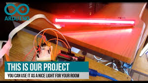 Scanner Light Bar Hack How To Control Scanner Lamp With Arduino
