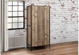 urban rustic furniture. Urban Rustic 2 Door Wardrobe Furniture