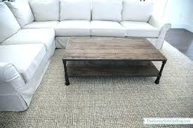 jute rug reviews chunky wool and designs pottery barn