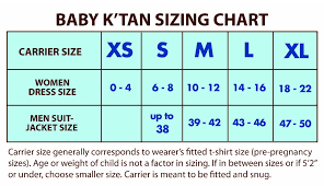 baby k'tan baby carrier – ana banana baby