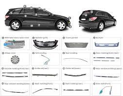car exterior parts. Perfect Parts Resin Exterior Parts Of FALTEC On Car Exterior Parts D