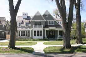 Nantucket Style Home In Chicago