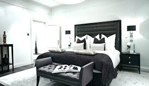 Modern Grey And White Bedroom Ideas Blue Black White Bedroom Grey ...