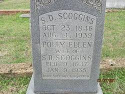 "Mary Ellen ""Polly"" Quinn Scoggin (1847-1935) - Find A Grave Memorial"