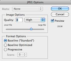 how to reduce jpeg file size re vision photography and graphics by j boersma webwork html