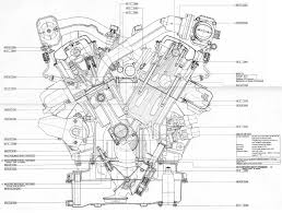 850csi drawing · v12 exploded view