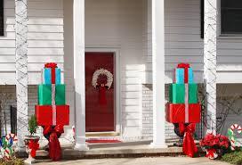 Impressive Christmas Outdoor Home Design Ideas Identify Brilliant