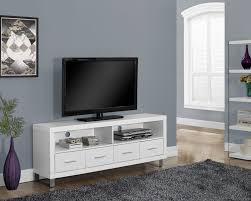 monarch specialties tv stand with  drawers  white l  walmartca