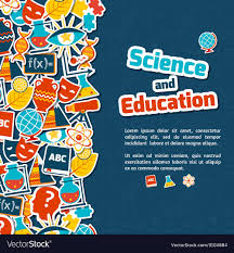 Science Poster Background Education Science Background