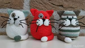 Free Crochet Cat Patterns Inspiration Free Crochet Cat Patterns Crochet Now