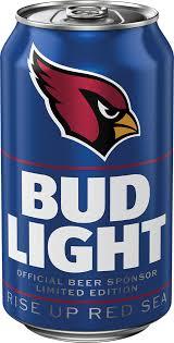 Atlanta Falcons Bud Light Cans Bud Light Nfl Team Cans For 2019 Season