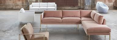 modern sectional sofas. Delighful Modern Sectionals Two Neutral Colored Arm Chairs A White Sofa Periwinkle Egg  Chair And For Modern Sectional Sofas L