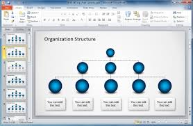 Company Structure Diagram Template Different Types Of Organizational Structures And Charts