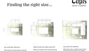 area rug sizes common size guide for living room bedrooms with double beds how to determine