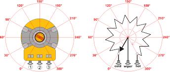 Basic Electric Guitar Circuits 2 Potentiometers Tone