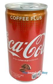 Coke Vending Machine Ebay Interesting REVIEW CocaCola Coffee Plus Japan The Impulsive Buy