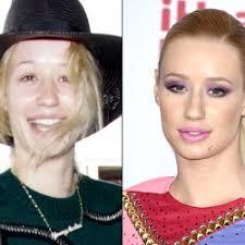 iggy azalea no makeup post makeup nuovogennarino