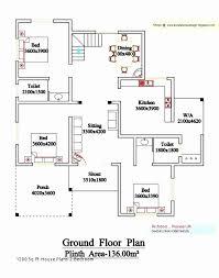 1200 sq ft house plans 2 bedroom fresh 1500 sq ft house plans 4 bedrooms kerala
