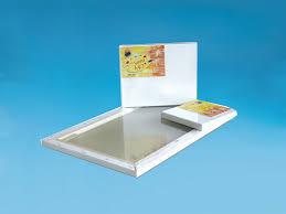 cotton canvas um grain standard size 20x40 cm for
