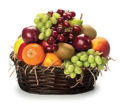 fruit basket.  Fruit Fresh Fruit Basket Throughout U