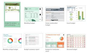 Creating A Budget In Microsoft Excel 9 Steps