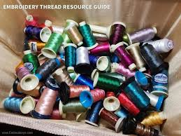 Sulky To Madeira Thread Conversion Chart Embroidery Thread Resource Guide Questions Answered