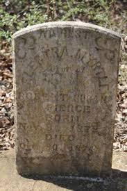 Electra Myrtle Pierce (1872-1874) - Find A Grave Memorial