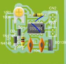 pwm led dimmer using ne555 circuit and block diagrams we pwm for motor arduino motorhobby electronicscircuit diagramelectronic
