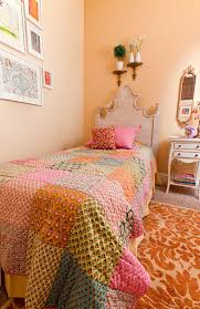 kids crib bedding orange chic style shabby with kids room and nursery designers white brown furniture