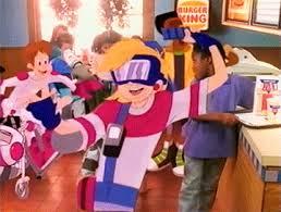 burger king kids club 1990