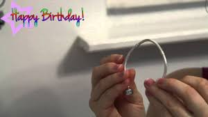 <b>Браслет Pandora</b> из серебра с замком p-lock видеообзор ...