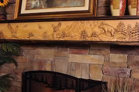 stone fireplace with wood decor mantel and wall art for excerpt rock on rock wall art ideas with stone fireplace with wood decor mantel and wall art for excerpt rock