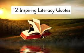 Literacy Quotes Cool 48 Inspiring Literacy Quotes Writers Write