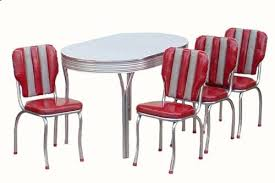 red retro chairs. Chairs For Kitchen Tables Kidkraft Red Retro And -